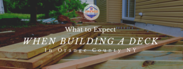 What to Expect When Building a Deck in Orange County