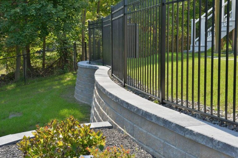 Retaining Wall in Goshen NY