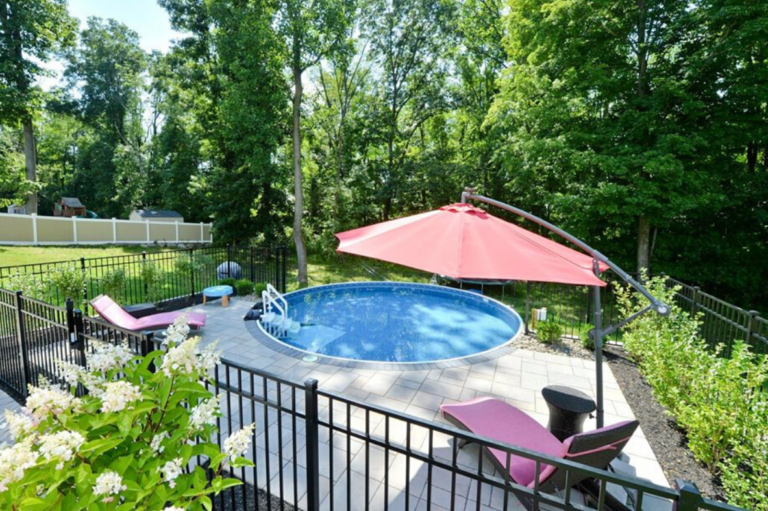 Pool in Goshen NY
