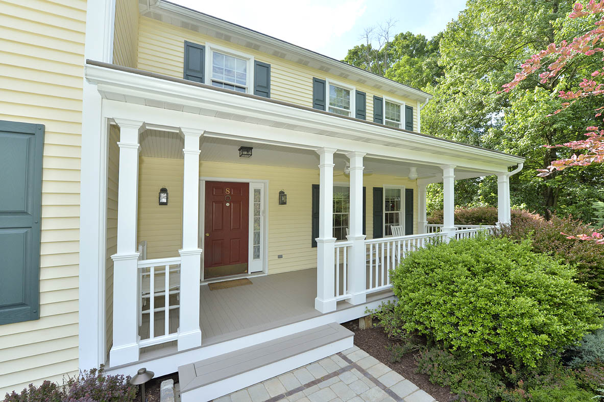 Front Porch Project in Florida NY