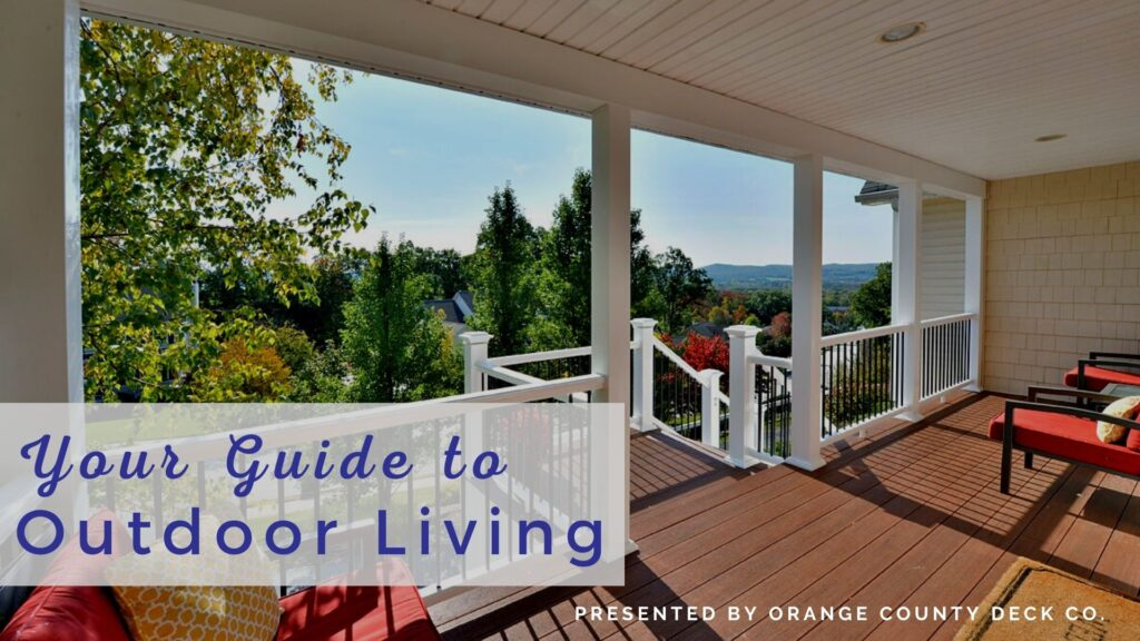 Download Our Complimentary Outdoor Living Guide